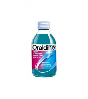 Oraldine Menta Colutorio - (200 Ml )