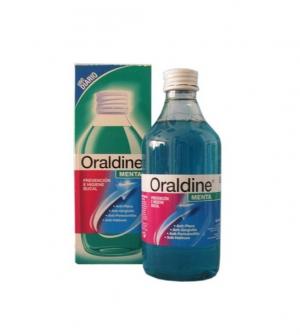Oraldine Menta Colutorio - (400 Ml )