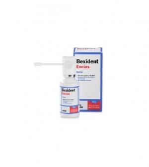 Bexident Spray Tratamiento encías 40 ml