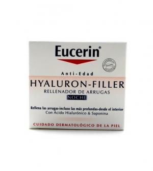 Eucerin Hyaluron Filler Antiarrugas Noche, 50ml