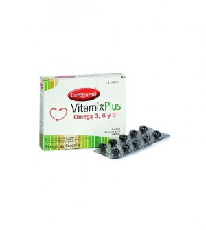 Ceregumil Vitamix Plus 30 cápsulas