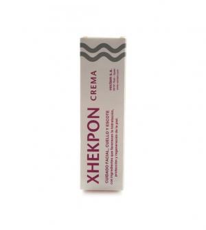 Xhekpon Crema Cuidado Facial Cuello y Escote, 40ml