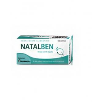 Natalben - (30 Caps )