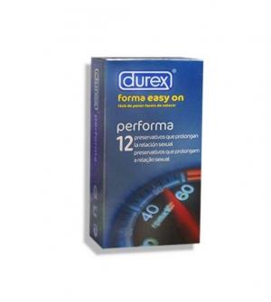 Durex Performa Easy On 12 uds