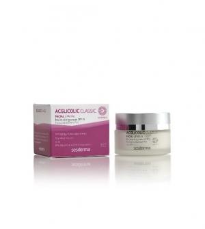 Acglicolic Classic Crema Hidratante SPF 15 50 ml