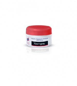 Neutrogena Bálsamo Reparación Inmediata Nariz y Labios, 15ml