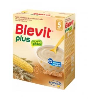 Ordesa Blevit Plus 8 cereales 600 gr