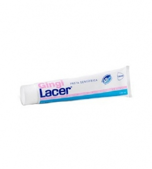 Lacer Gingilacer Pasta Dentrifica Gingivitis, 125ml