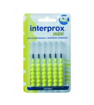 Interprox Cepillo Interdental  Mini 6 udes