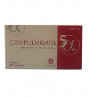 Complidermol 5Alfa - (60 Caps )