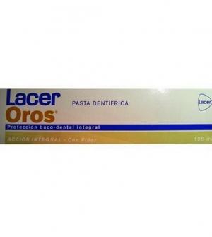 Lacer Oros pasta dientes, 125 ml