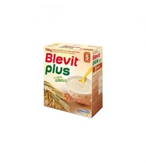 Ordesa Blevit Plus 5 Cereales, 600gr