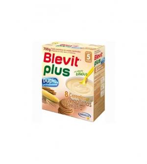 Blevit Plus Duplo 8 Cereales Y Galletas - (700 G )