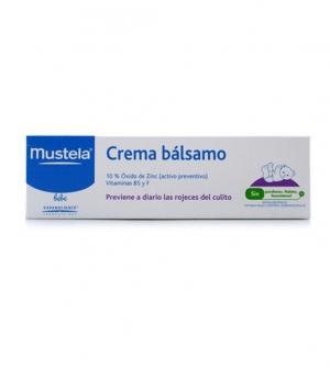Mustela Crema Bálsamo Rojeces del culito, 150ml