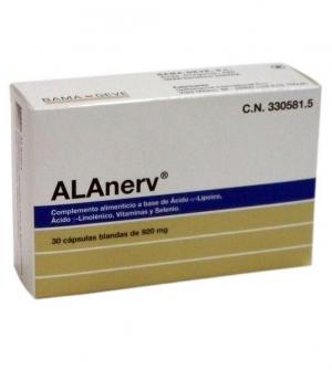 Alanerv - (30 Caps Blandas )