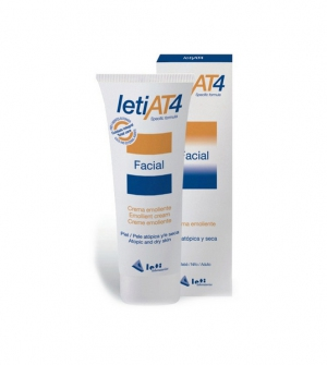 LetiAT4® facial 100 ml Pieles atopicas o secas