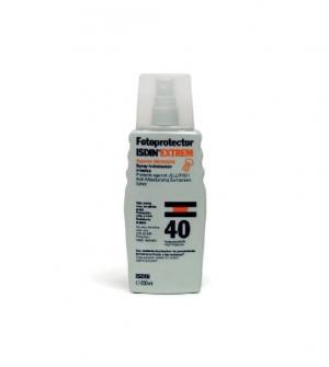 Isdin Spray Extrem 40 Medusas Loción, 200ml