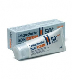 Isdin Fotoprotector Extrem SPF50+ Crema Color, 50ml