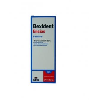 Bexident Colutorio Tratamiento encías frasco 250 ml
