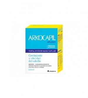 Arkocapil advance 120 capsulas. Para el cabello