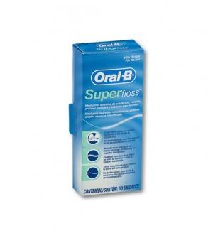 Oral-B Superfloss - Seda Dental (50 U )
