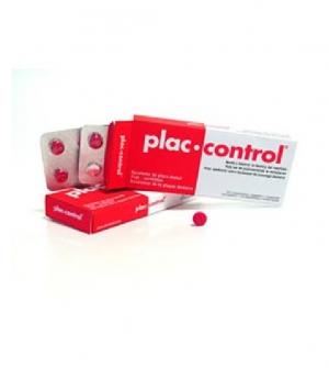 Plac·Control Revelador de placa comprimidos 20 uds