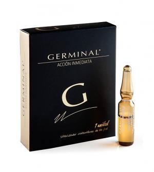 Germinal Ampollas Flash accion inmediata
