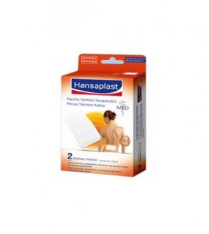 Hansaplast Med - Parche Calor (T- Peq )