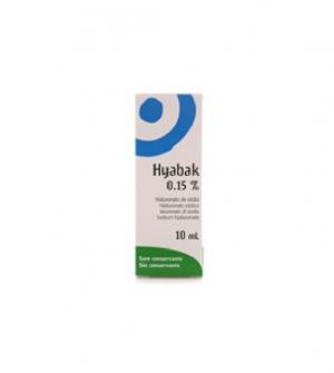 Hyabak Sol 10 ml