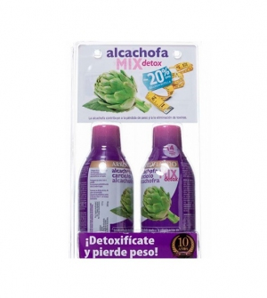 Alcachofa mix detox pack 2 * 280 ml