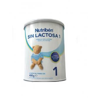Nutribén® sin lactosa 1 400 gr