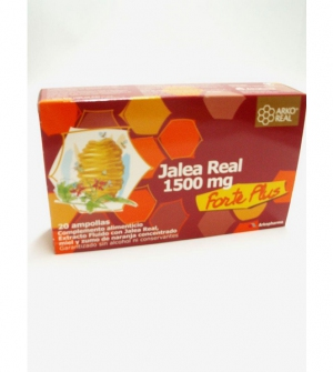 Arko Real Jalea Real 1500mg 20 Ampollas