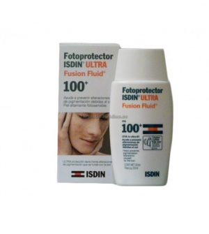 Isdin Fotoprotector SPF 100+ ULTRA Fusión Fluido, 50ml
