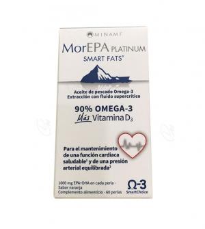 MorEPA Platinium 60 perlas