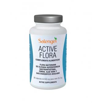 Active Flora 840 mg 30 Cápsulas