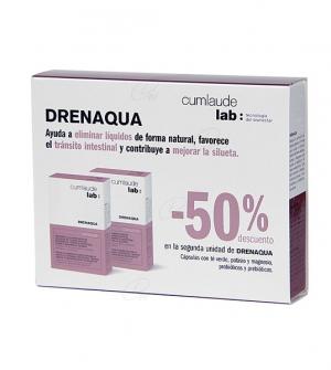 Drenaqua Cumlaude 2 x 30 Capsulas Duplo (50% descuento 2ª unidad)