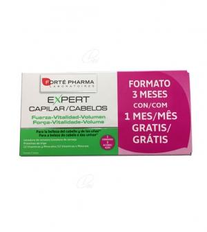 Forte Pharma Expert Capilar Anticaida 3 Meses + Champu De Regalo