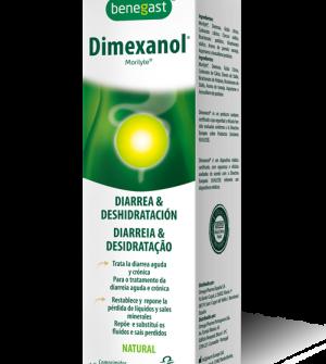 Dimexanol 10 comprimidos Efervescentes