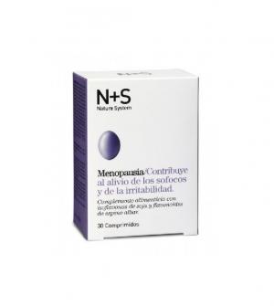 N+S menopausia 30 comprimidos