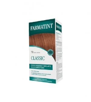 Farmatint Classic 7R Rubio cobrizo