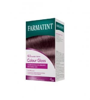 Farmatint Colour Gloss 4.1 Chocolate Intenso