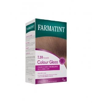 Farmatint Colour Gloss 7.31 Caramelo