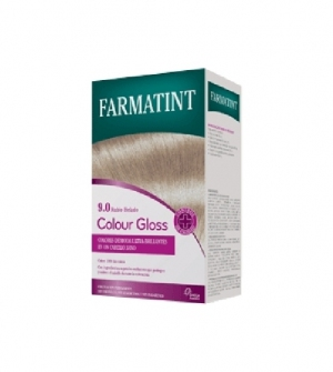 Farmatint Colour Gloss 9.0 Rubio Helado