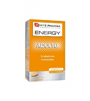 Energy adulto 28 comprimidos