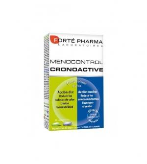 Menocontrol Cronoactive 56 comprimidos