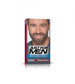Just For Men Gel Barba y bigote Castaño Oscuro