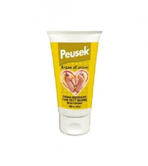 Peusek Crema hidratante pies y talones Argán 50 ml