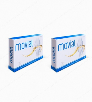 Movial duplo 30 + 30 cápsulas
