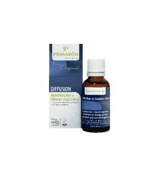 Aceite para difusor Meditación y olores sagrados 30 ml