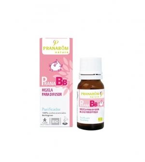 Mezcla para difusor PranaBB Purificador a partir 3 meses 10 ml